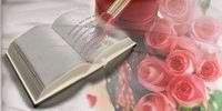 Макет - розы и стихи
